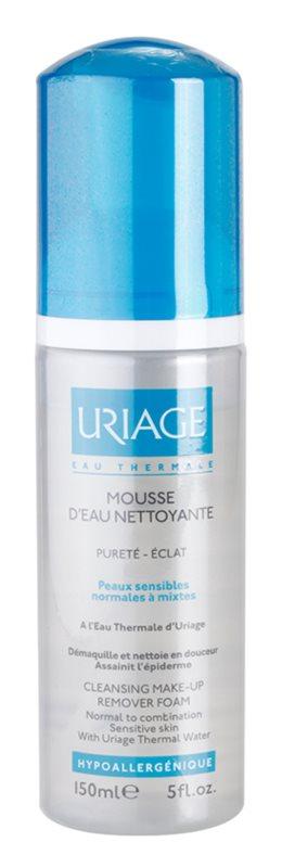 Uriage Hygiène čisticí a odličovací pěna pro normální až smíšenou pleť