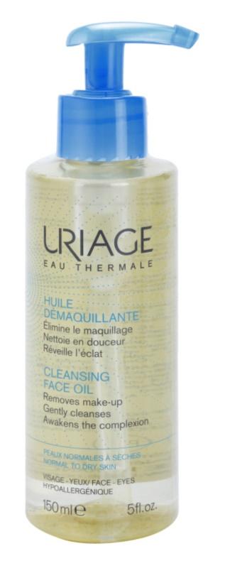 Uriage Hygiène sminklemosó olaj normál és száraz bőrre