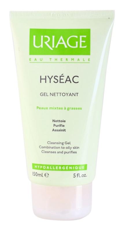 Uriage Hyséac čisticí gel pro mastnou a smíšenou pleť