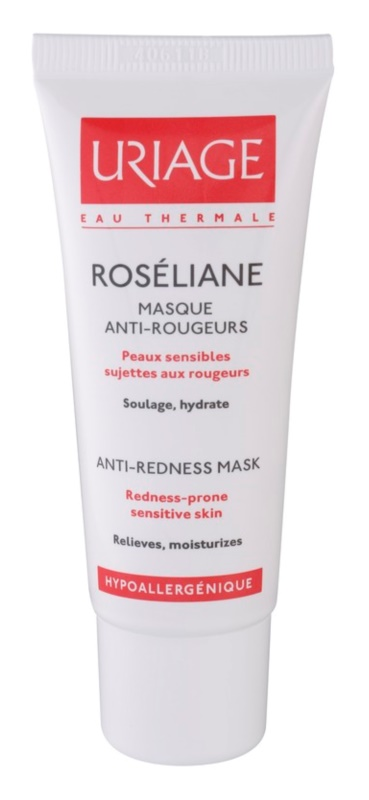 Uriage Roséliane Mask for Sensitive, Redness-Prone Skin