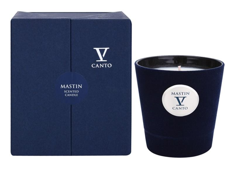 V Canto Mastin bougie parfumée 250 g