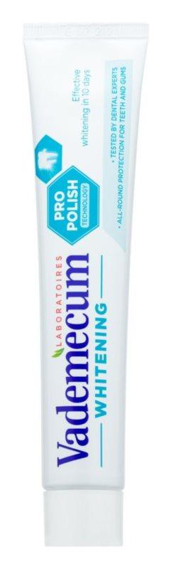 Vademecum Pro Vitamin Whitening zubní pasta s bělicím účinkem