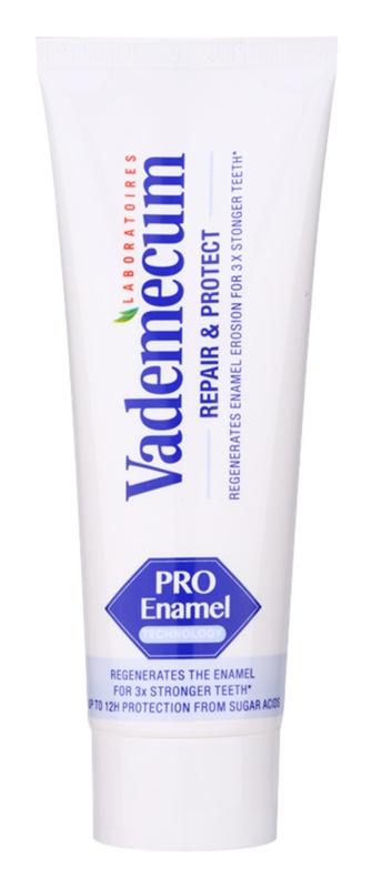 Vademecum Repair & Protect PRO Vitamin Paste zur Erneuerung des Zahnschmelzes