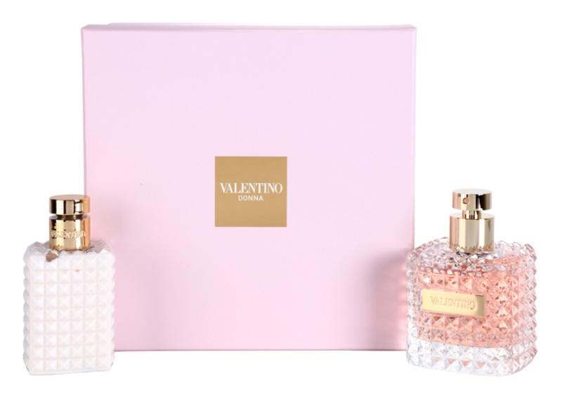 Valentino Donna set cadou I.