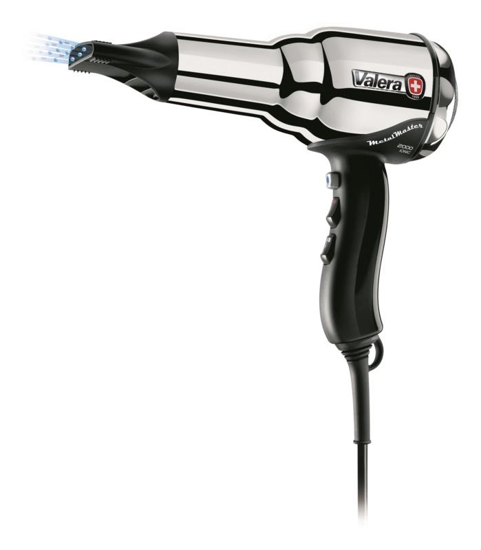 Valera Swiss Metal Master 2000 Ionic profesionálny fén na vlasy s ionizátorom