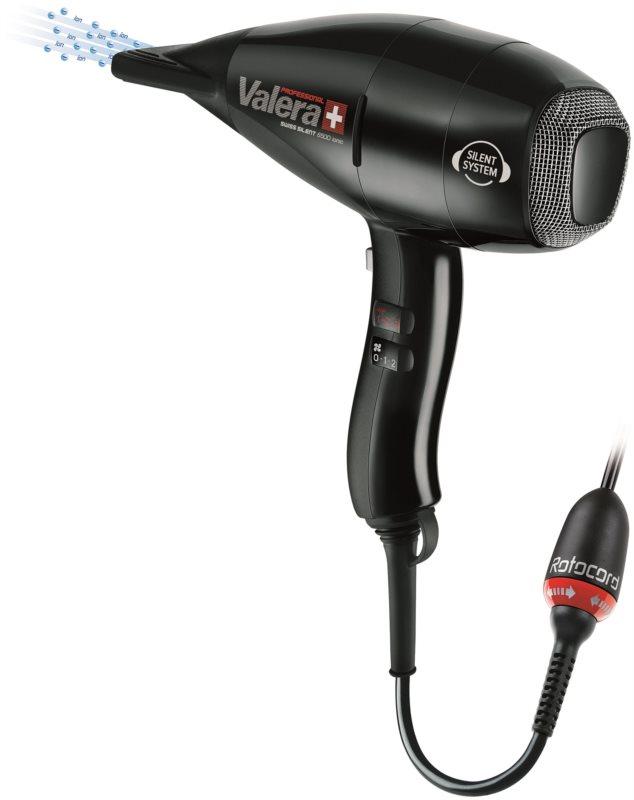 Valera Swiss Silent 6500 Light Ionic Rotocord професійний фен для волосся з іонізатором для захисту кольору