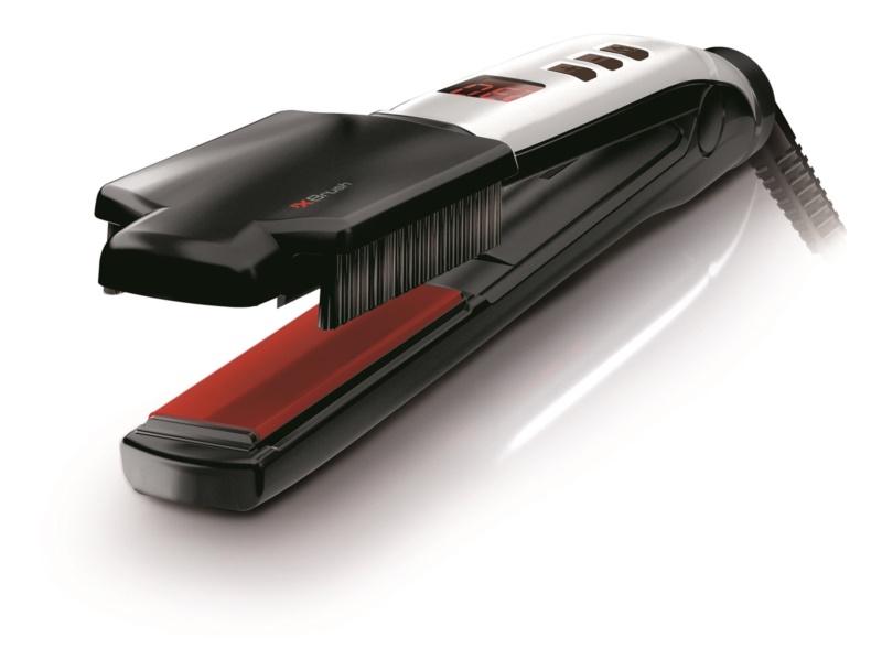 Valera Swiss´X Brush and Shine  Hair Straightener