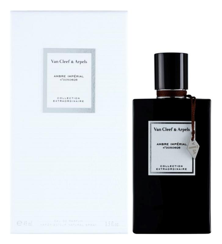Van Cleef & Arpels Collection Extraordinaire Ambre Imperial parfémovaná voda unisex 45 ml