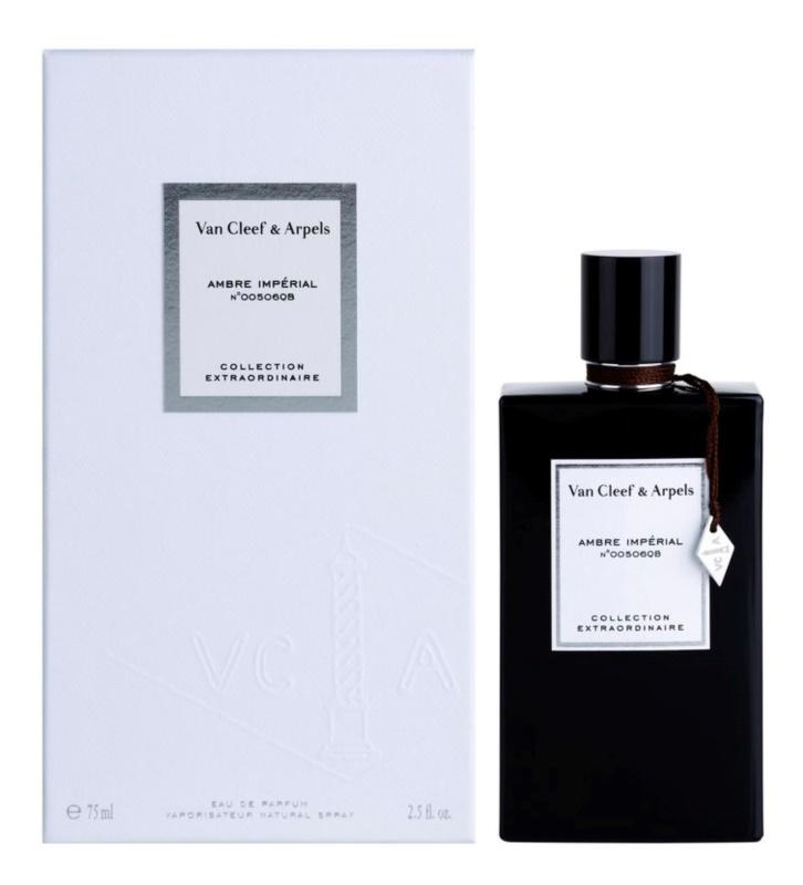 Van Cleef & Arpels Collection Extraordinaire Ambre Imperial eau de parfum per donna 75 ml