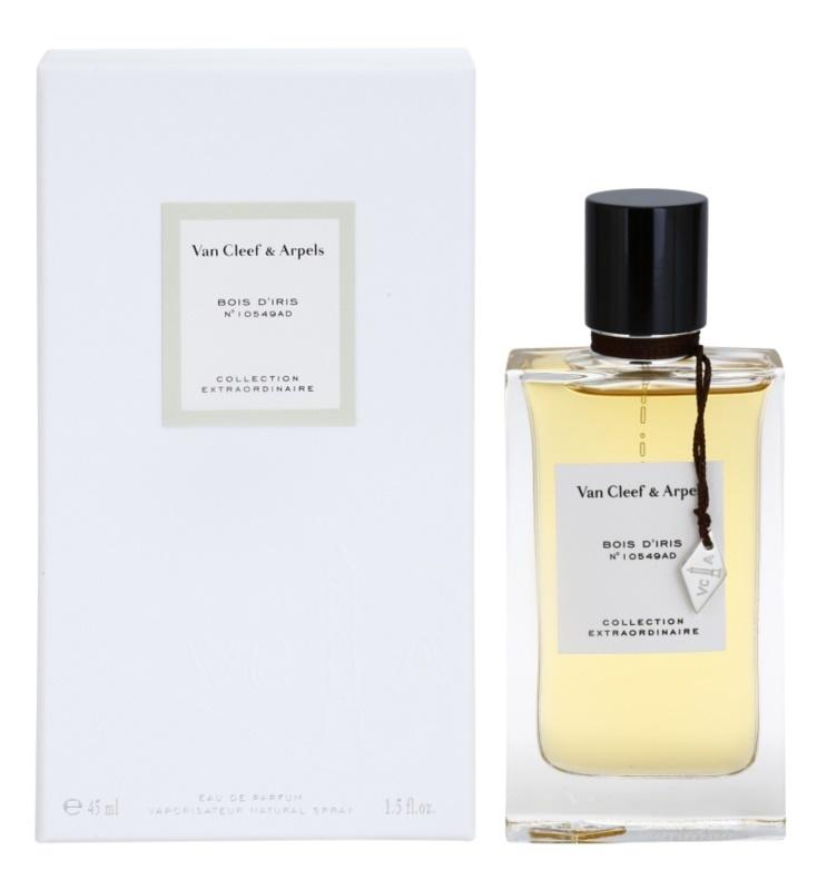 Van Cleef & Arpels Collection Extraordinaire Bois d'Iris eau de parfum per donna 45 ml