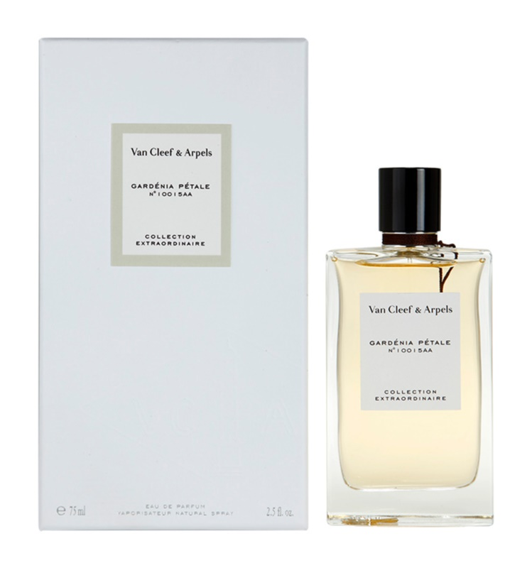 Van Cleef & Arpels Collection Extraordinaire Gardénia Pétale Parfumovaná voda pre ženy 75 ml