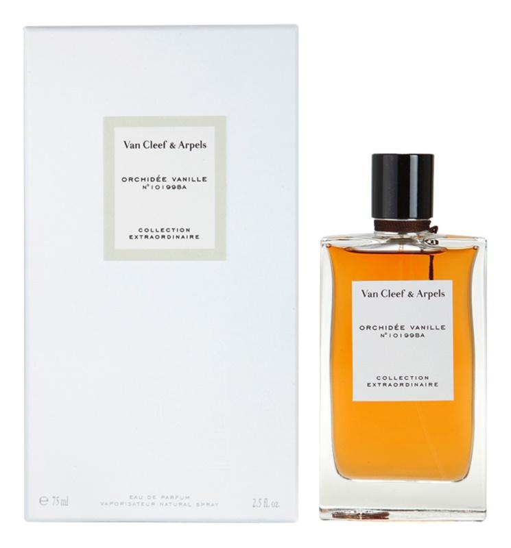 Van Cleef & Arpels Collection Extraordinaire Orchidée Vanille parfémovaná voda pro ženy 75 ml