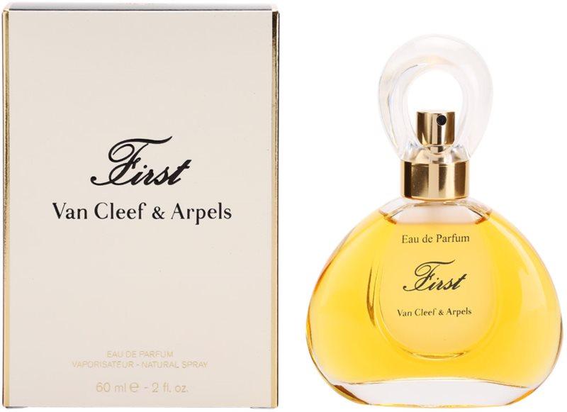 Van Cleef & Arpels First Eau de Parfum für Damen 60 ml