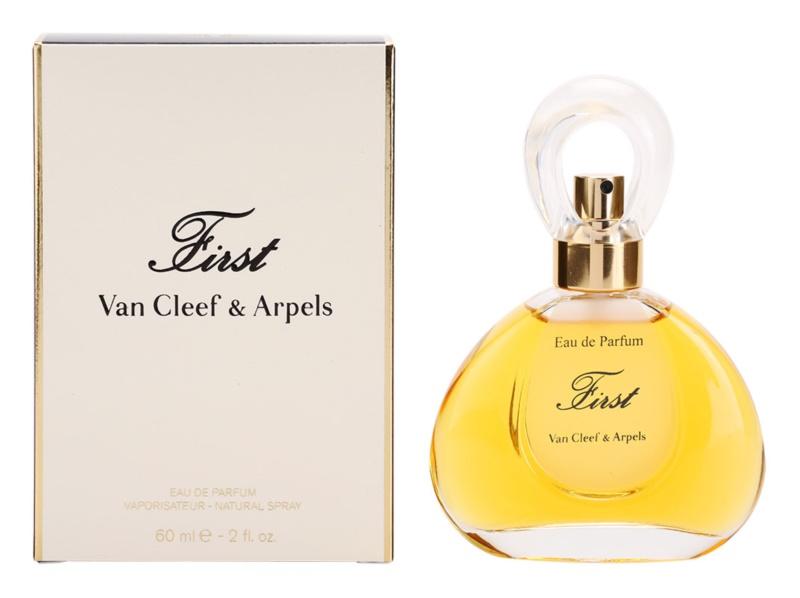 Van Cleef & Arpels First woda perfumowana dla kobiet 60 ml