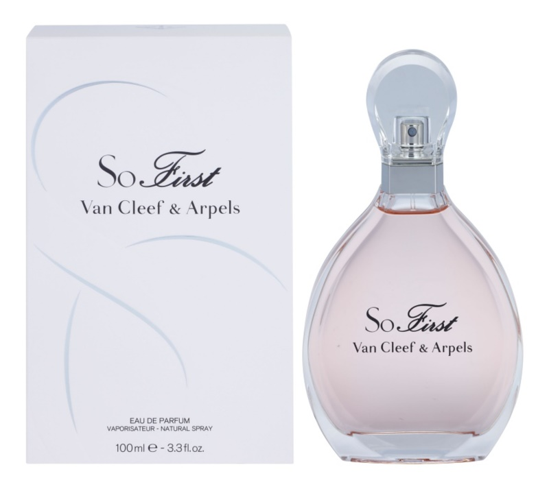 Van Cleef & Arpels So First eau de parfum nőknek 100 ml