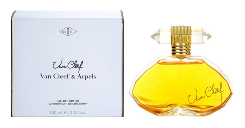 Van Cleef & Arpels Van Cleef Eau de Parfum para mulheres 100 ml
