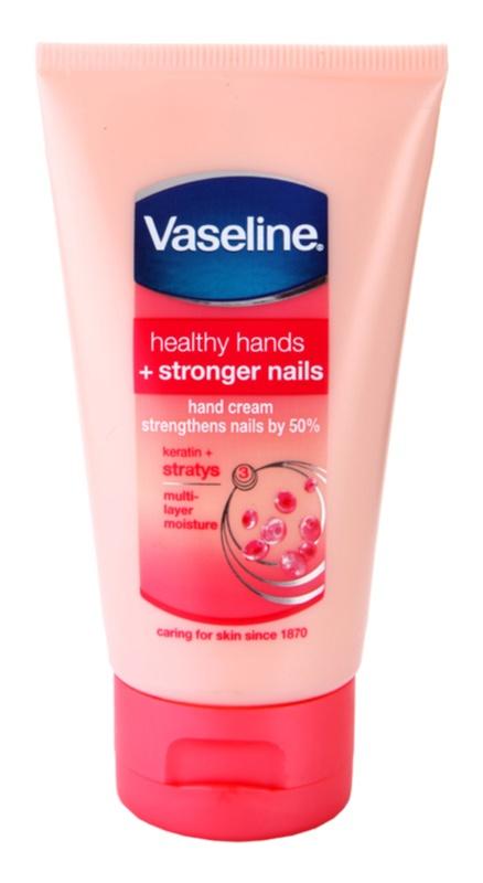 Vaseline Hand Care crema para manos y uñas