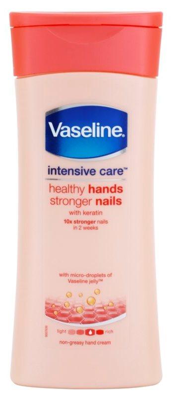 Vaseline Hand Care eine Crem zum Schutz von Händen und Nägeln