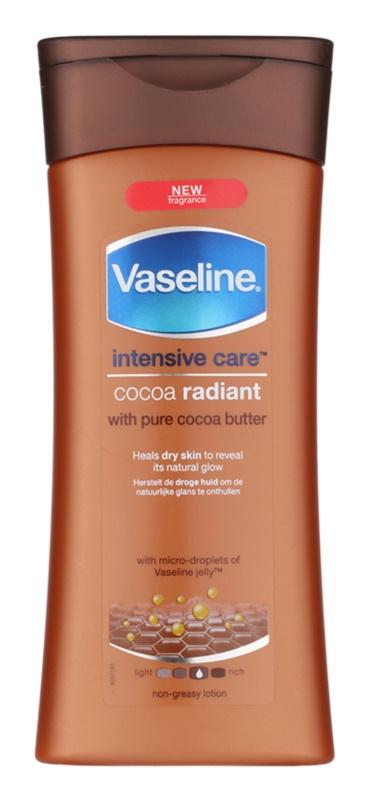 Vaseline Intesive losjon za telo za suho kožo