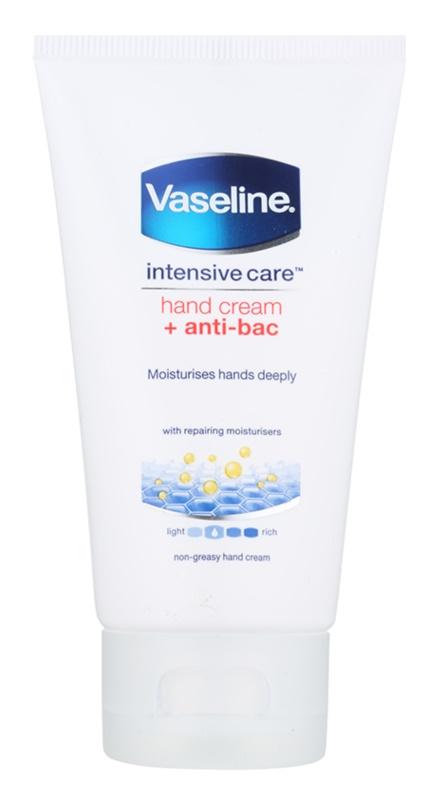 Vaseline Intesive antibakterielle Creme für die Hände