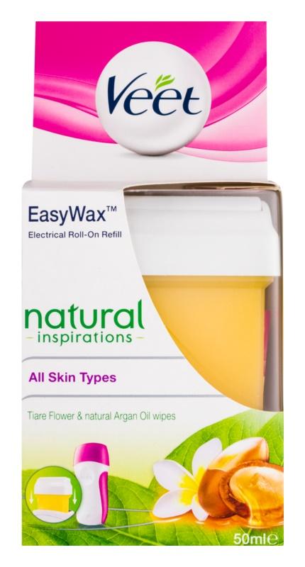 Veet EasyWax náhradní vosková náplň pro elektrický depilační set