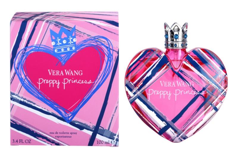 Vera Wang Preppy Princess eau de toilette pour femme 100 ml