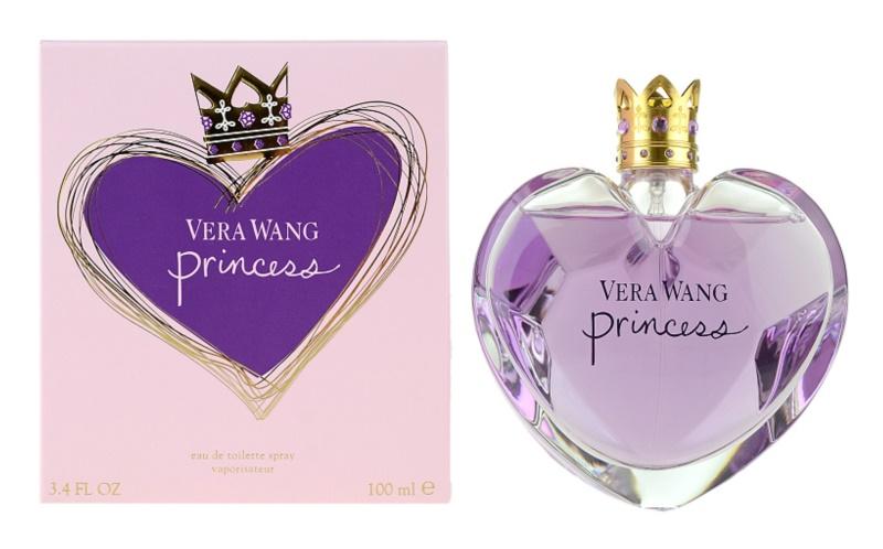Vera Wang Princess toaletní voda pro ženy 100 ml