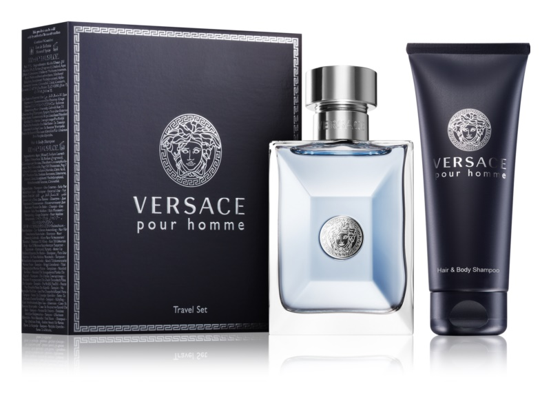 Versace Pour Homme set cadou IV.