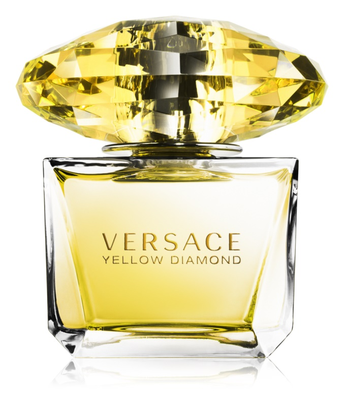 Versace Yellow Diamond Eau de Toilette voor Vrouwen  90 ml