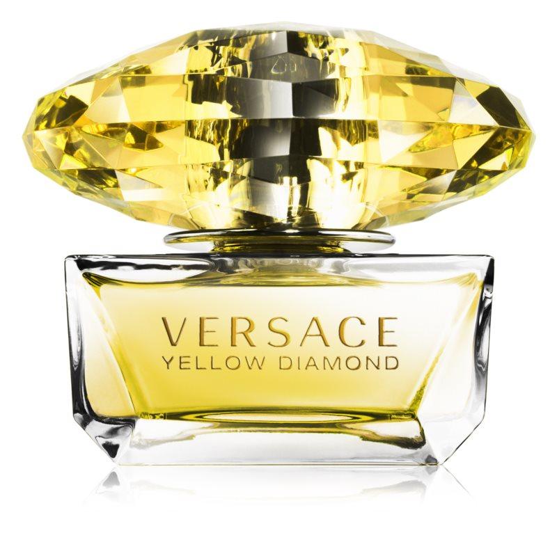 Versace Yellow Diamond Deo met verstuiver voor Vrouwen  50 ml