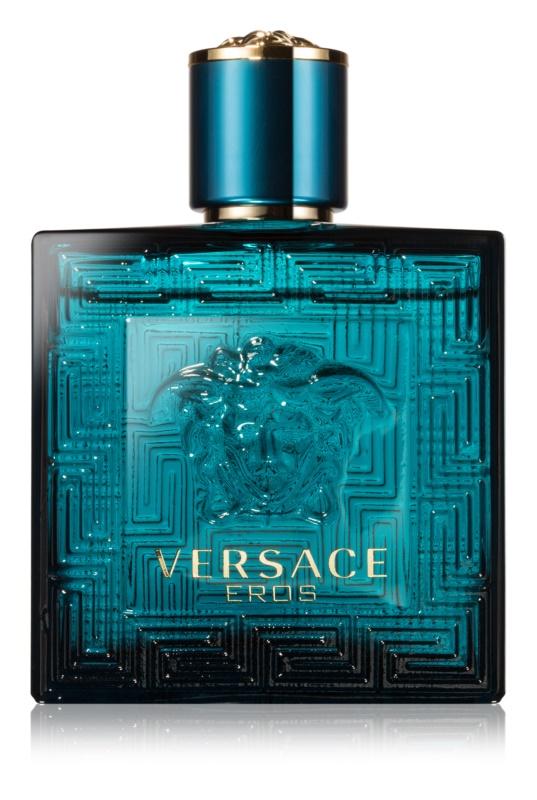 Versace Eros Eau de Toilette for Men 100 ml