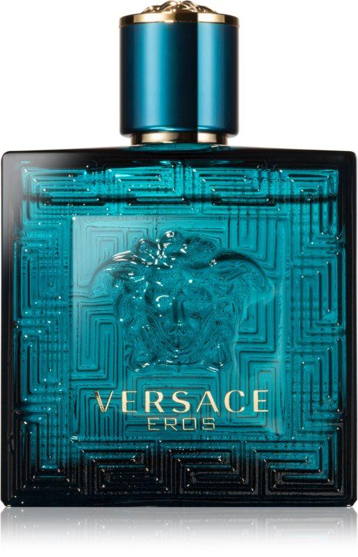 Versace Eros, eau de toilette pentru barbati 100 ml ...