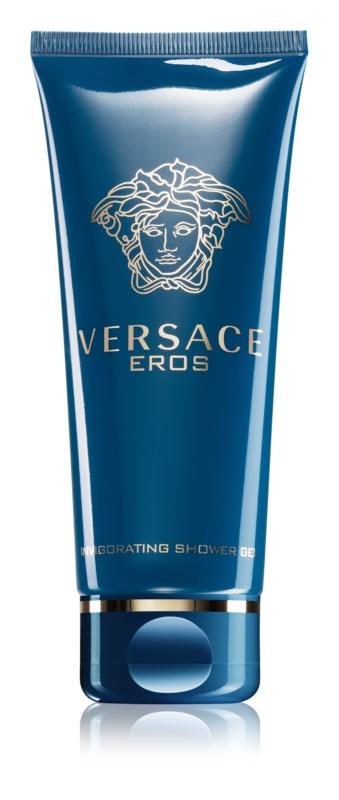 Versace Eros sprchový gel pro muže 250 ml
