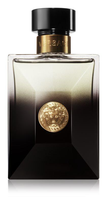 Versace Pour Homme Oud Noir Eau de Parfum για άνδρες 100 μλ