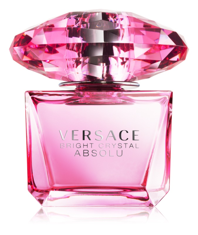 Versace Bright Crystal Absolu Eau de Parfum para mulheres 90 ml
