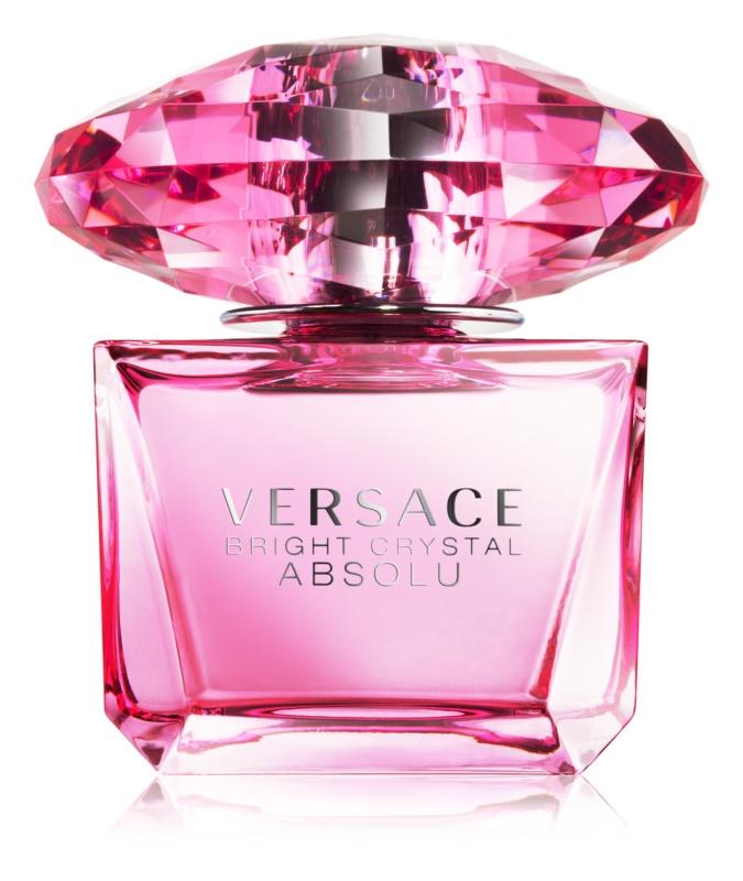Versace Bright Crystal Absolu Eau de Parfum voor Vrouwen  90 ml