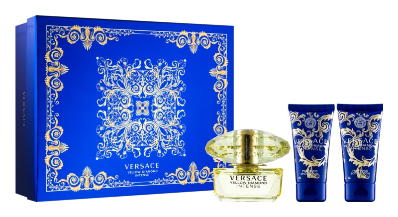 Versace Yellow Diamond Intense Geschenkset II.