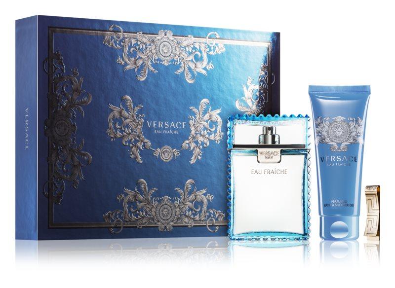 Versace Man Eau Fraîche Gift Set XXV.