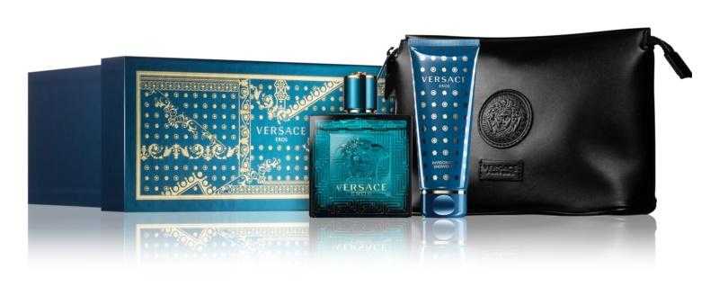 Versace Eros Gift Set II.