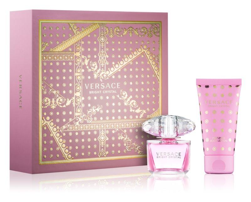 Versace Bright Crystal darčeková sada XVI.