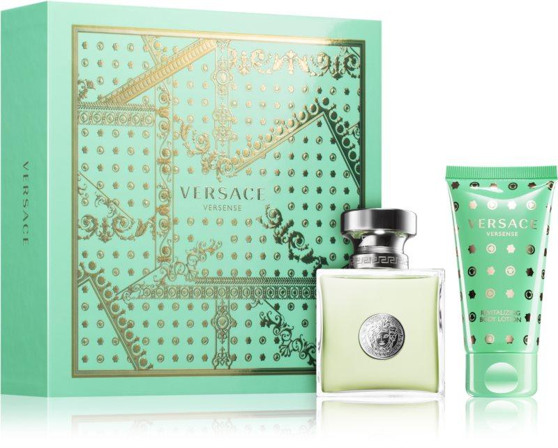 Versace Versense confezione regalo XXII