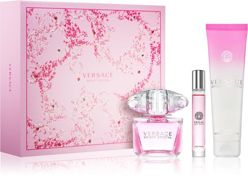 Versace Bright Crystal confezione regalo IV.