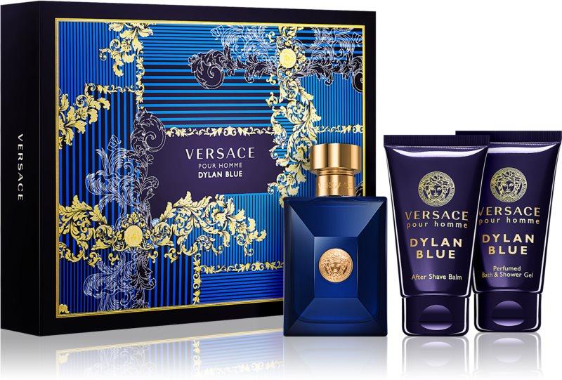 Versace Dylan Blue Pour Homme подарунковий набір V.