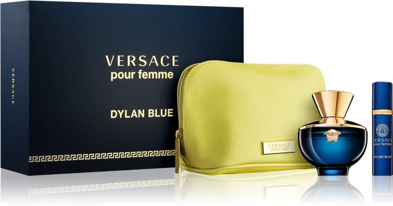 Versace Dylan Blue Pour Femme Geschenkset II.