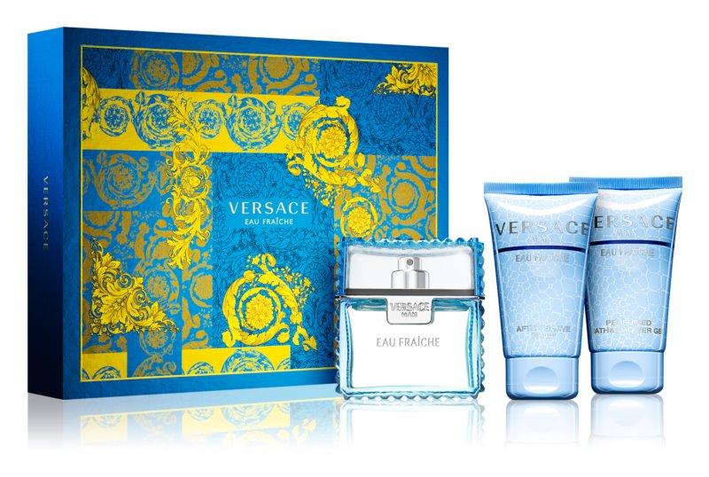 Versace Man Eau Fraîche Gift Set VII.