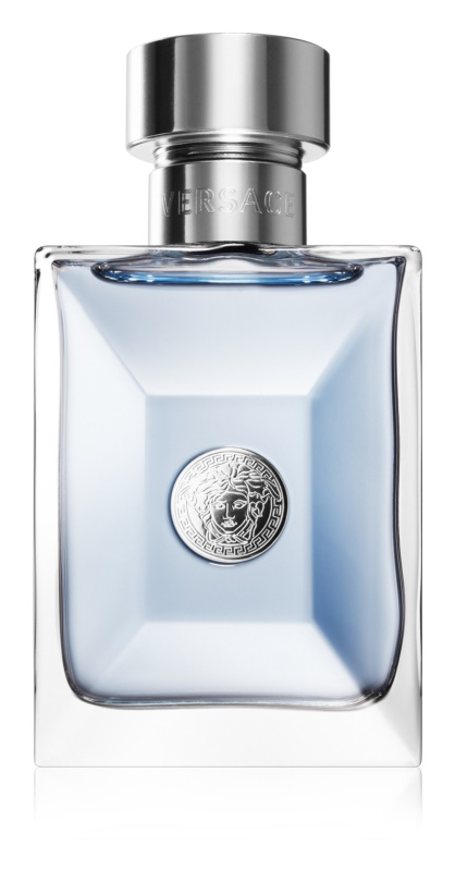 Versace Pour Homme Eau de Toilette für Herren 50 ml