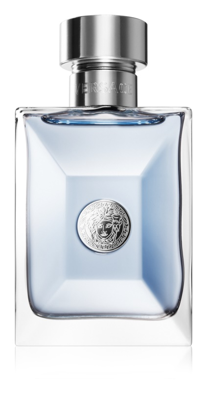 Versace Pour Homme Eau de Toilette for Men 100 ml