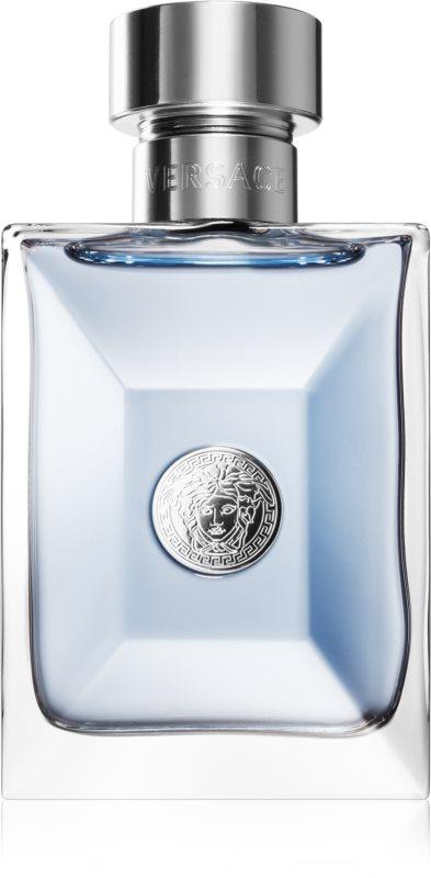 Versace Pour Homme Eau de Toilette voor Mannen 100 ml
