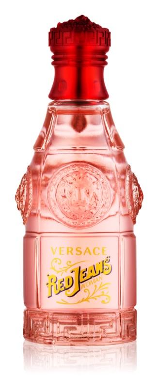 Versace Jeans Red eau de toilette pentru femei 75 ml