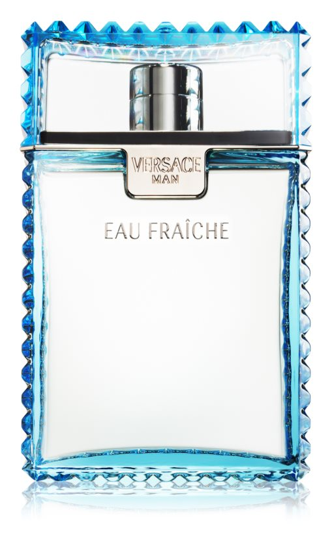 Versace Man Eau Fraîche νερό για μετά το ξύρισμα για άνδρες 100 μλ